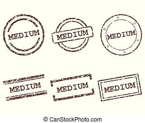 voyante, timbres