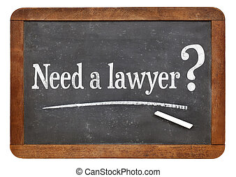 vraag, advocaat, behoefte
