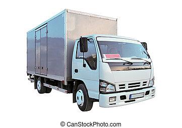 vracht vrachtwagen