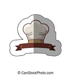 vrchní kuchař povolání, znak
