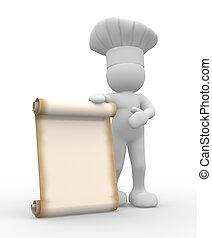 vrchní kuchař
