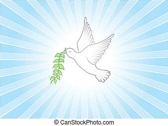 vrede, achtergrond