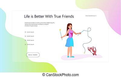 vrienden, best, voor altijd