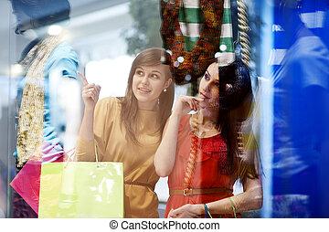 vrienden, shoppen , best