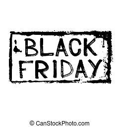 vrijdag, black , verkoop