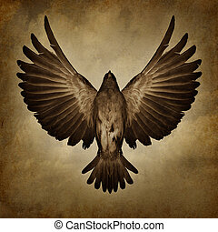 vrijheid, vleugels