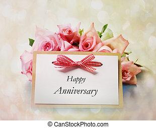 vrolijke , anniversary!