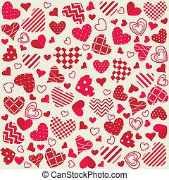 vrolijke , dag, valentine