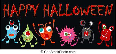vrolijke , halloween