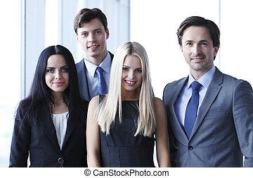 vrolijke , handel team
