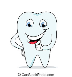 vrolijke , tand