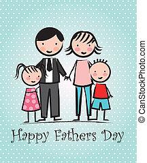 vrolijke , vaders dag