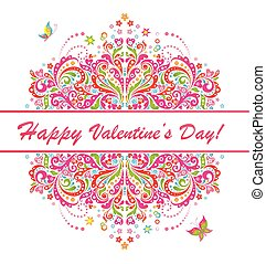vrolijke , valentines, day!