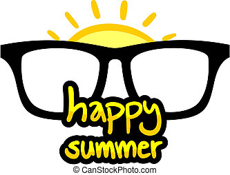 vrolijke , zomer