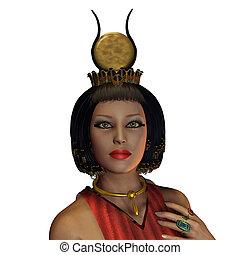 vrouw, egyptisch
