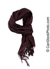 vrouw, sjaal