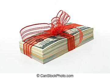 v.s., dollars, bankpapier
