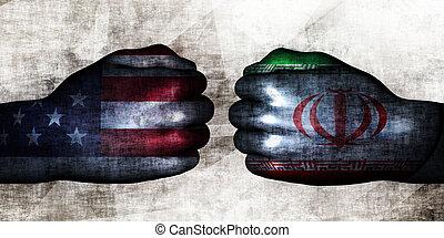 vs, ons, iran