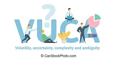 VUCA, volatility, uncertainty, complexity and ambiguity of ...