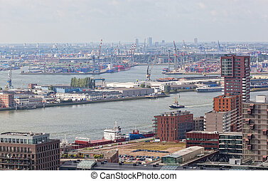 Images et photos de rotterdam 3 895 images et - Plus grand port de plaisance d europe ...