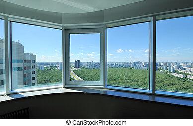 vue fenêtre