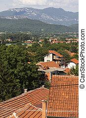 vue, recours, serbie, spa, panoramique, niska