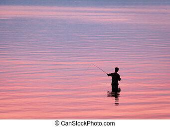 vuele pesca