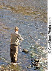 vuele pescando, 1