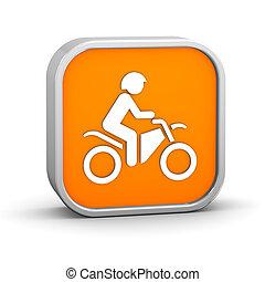 vuiligheid fiets, meldingsbord