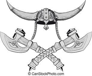 Vuking emblem