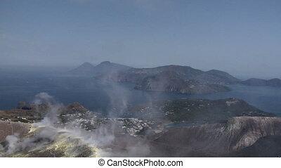 vulcano, 01, cratère