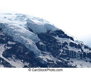 vulcano, ande, lanin, patagonian