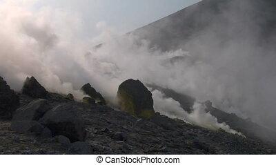 Vulcano fumarole 02