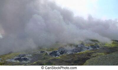 Vulcano fumarole 05