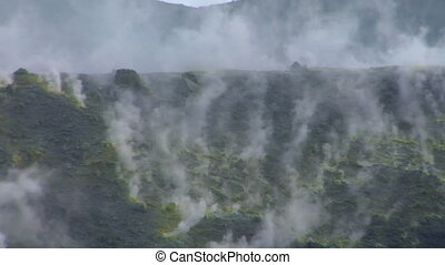 Vulcano fumarole 12