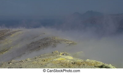 Vulcano fumarole 17
