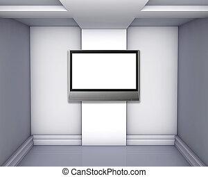 vuoto, galleria