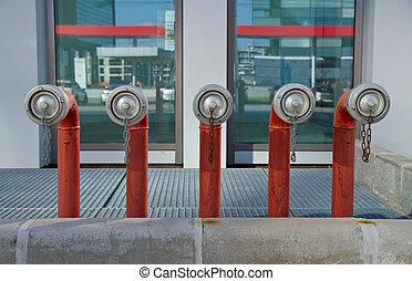 vuur hydrants