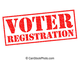 wähler registrierung