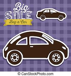 wóz, kupować