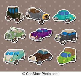 wóz, majchry, retro