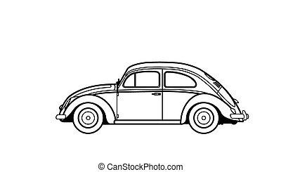 wóz, oldtimer