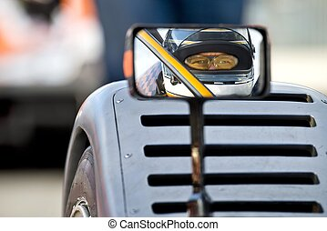 wóz prąd, kierowca