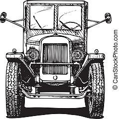 wóz rocznika