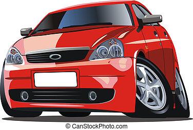 wóz, rysunek