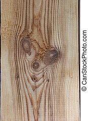 węzły, twarz, cudzoziemiec, drewno, nadprzyrodzony, textured, dziwaczny, deska