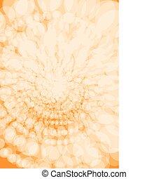 węzeł-barwnik, abstrakcyjny, tło