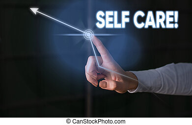 własny, fotografia, nowoczesny, błękitny, jaźń, pisanie, zdrowie, konceptualny, zachowywać, handlowy, pokaz, praktyka, ręka, showcasing, ci, przód, dama, ulepszać, technology., wpływy, przedstawiając, czyn, care., albo, futurystyczny