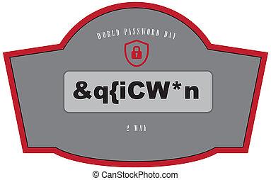 wachtwoord, dag, kortere weg