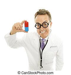 wacky, docteur.